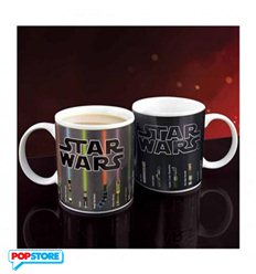 Paladone - Star Wars - Sw Lightsaber Tazza Heat Change Mug