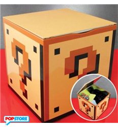 Paladone - Nintendo - Super Mario Bros. Question Block Storage