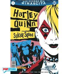 Suicide Squad/Harley Quinn Rinascita 007
