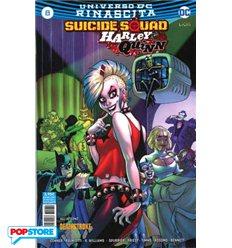 Suicide Squad/Harley Quinn Rinascita 008