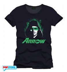 DC Comics T-Shirt - Arrow Eyes M