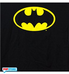 DC Comics T-Shirt - Batman Logo L