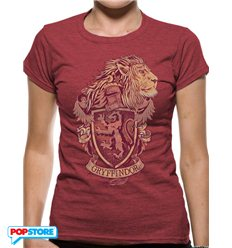 Harry Potter T-Shirt - Gryffindor M