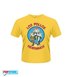 Breaking Bad T-Shirt - Los Pollos Hermanos S