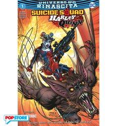 Suicide Squad/Harley Quinn Rinascita 001 Variant