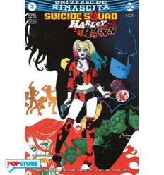 Suicide Squad/Harley Quinn Rinascita 002 Ultravariant