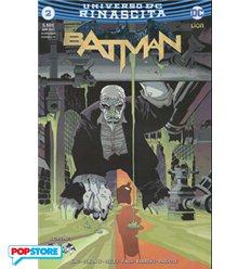 Batman Rinascita 002 Variant