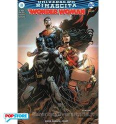 Wonder Woman Rinascita 008 Variant