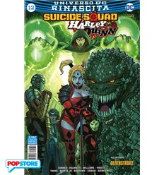 Suicide Squad/Harley Quinn Rinascita 012