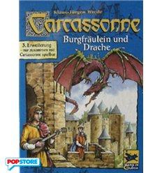 Carcassonne – La Principessa e il Drago