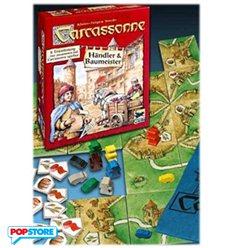 Carcassonne – Commercianti e Costruttori