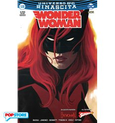Wonder Woman Rinascita 019 Variant