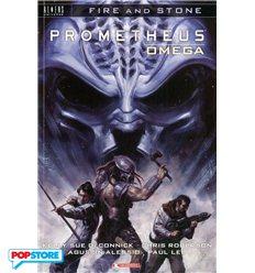 Fire And Stone 005 - Prometheus Omega