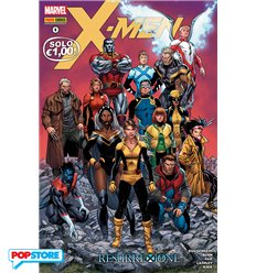 Gli Incredibili X-Men 328 - X-Men Resurrexione