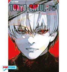 Tokyo Ghoul:RE 007