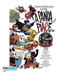 A Panda Piace Fare I Fumetti Degli Altri E Viceversa Hc