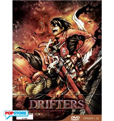 Drifters Limited Edition Box (Eps. 1-12) Dvd