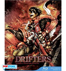 Drifters Limited Edition Box (Eps. 1-12) Blu-Ray