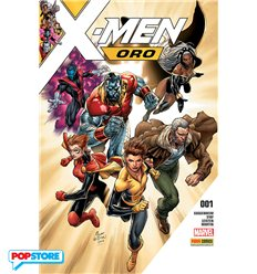 Gli Incredibili X-Men 329 - X-Men Oro 001