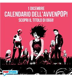 Deadly Class 001 R - 1 dicembre: Calendario dell'avvenPOP!