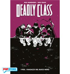 Deadly Class 002 - 1 dicembre: Calendario dell'avvenPOP!
