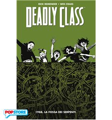 Deadly Class 003 - 1 dicembre: Calendario dell'avvenPOP!