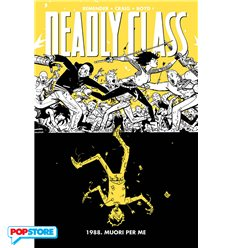 Deadly Class 004 - 1 dicembre: Calendario dell'avvenPOP!