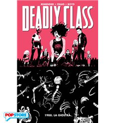 Deadly Class 005 - 1 dicembre: Calendario dell'avvenPOP!