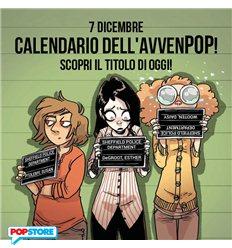 7 dicembre: Calendario dell'avvenPOP! - Giant Days 001