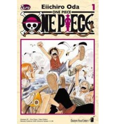 One Piece New Edition 001