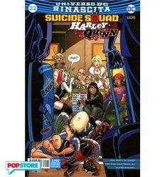 Suicide Squad/Harley Quinn Rinascita 022
