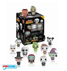 Disney - Nightmare Before Christmas – Pint Size Heroes – Espositore Minifigure 24pz