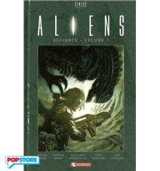 Aliens Defiance HC 01