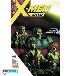 Gli Incredibili X-Men 333 - X-Men Oro 005