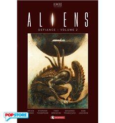 Aliens Defiance HC 02