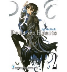 Pandora Hearts 002