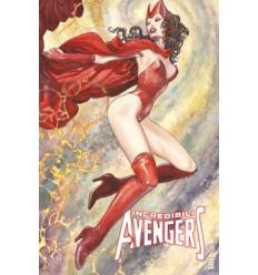 Incredibili Avengers 001 Variant 2