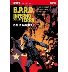 B.P.R.D. Inferno Sulla Terra 002