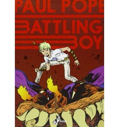Battling Boy 001