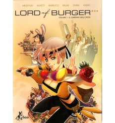 Lord Of Burger 001