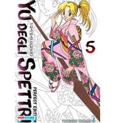 Yu Degli Spettri Perfect Edition 005