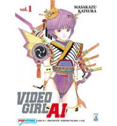 Video Girl Ai - New Edition 001