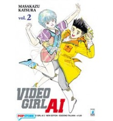 Video Girl Ai - New Edition 002