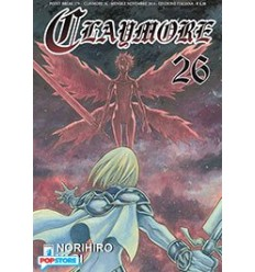 Claymore 026