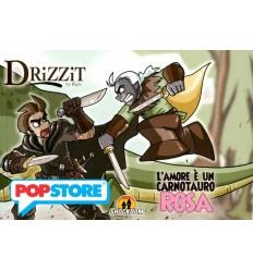 Drizzit 003 - L'amore è un carnotauro rosa