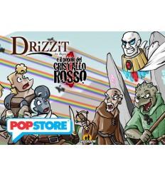 Drizzit 005 - Drizzit e il popolo del cristallo rosso