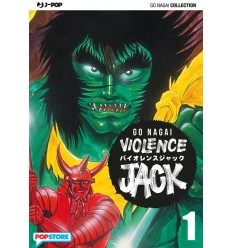 Violence Jack Nuova Edizione 001