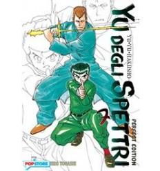 Yu Degli Spettri Perfect Edition 007