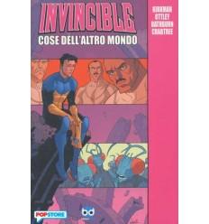 Invincible 004 - Code Dell'Altro Mondo