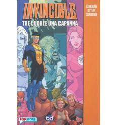 Invincible 005 - Tre Cuori E Una Capanna
